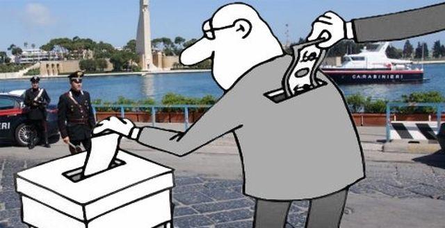 VOTOLIBERO.IT: SEGNALATECI TENTATIVI DI COMPRAVENDITA DI VOTI
